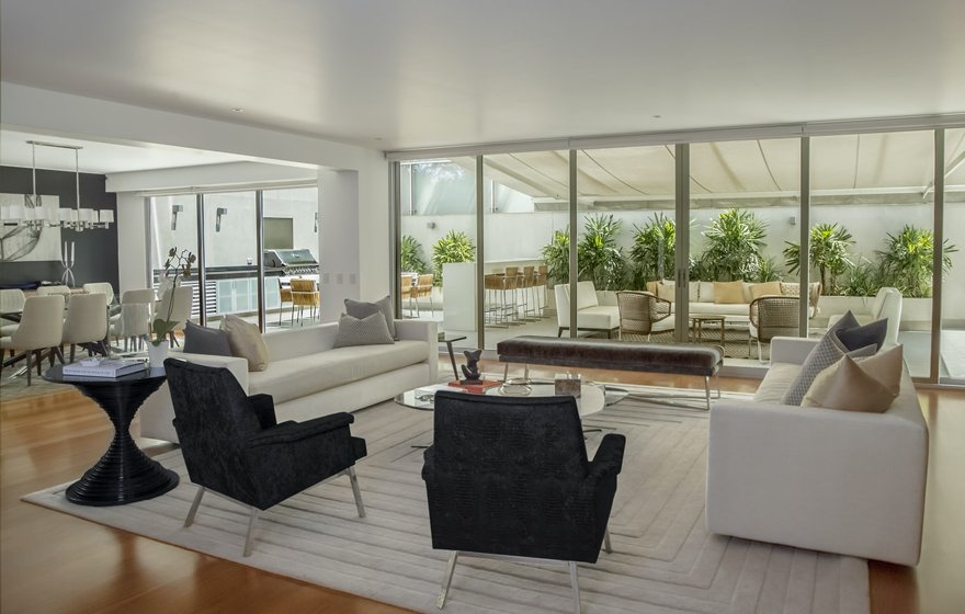 Contemporary Minimalism interior design style