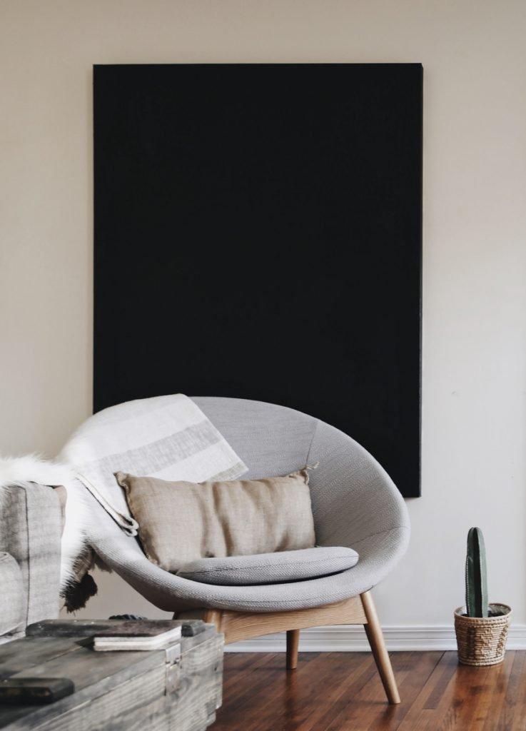 Interior designs concepts contrast