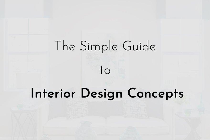 Interior designs concepts