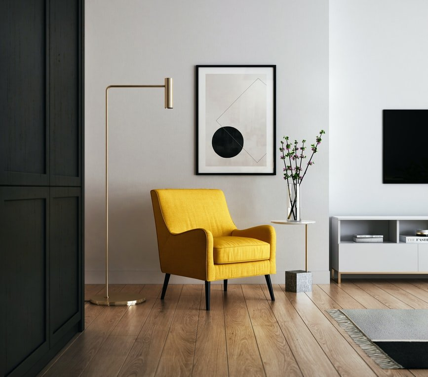Scandinavian Minimalism interior design style