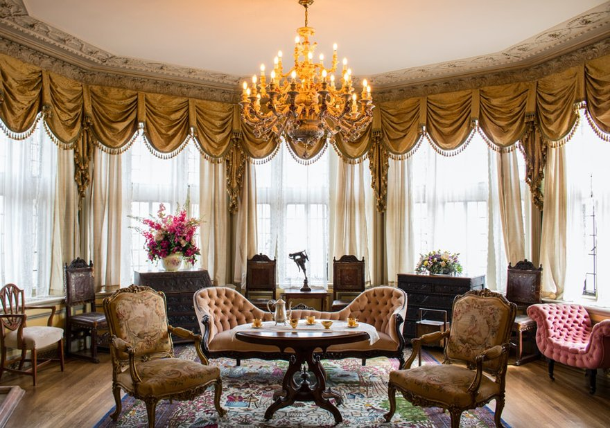 Traditional Minimalism interior design style
