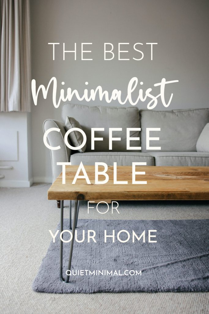 Best coffee tables for your home