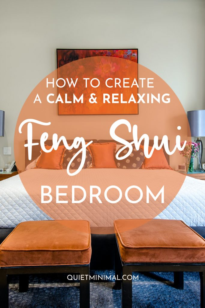 How to create a calm & relawing Feng Shui