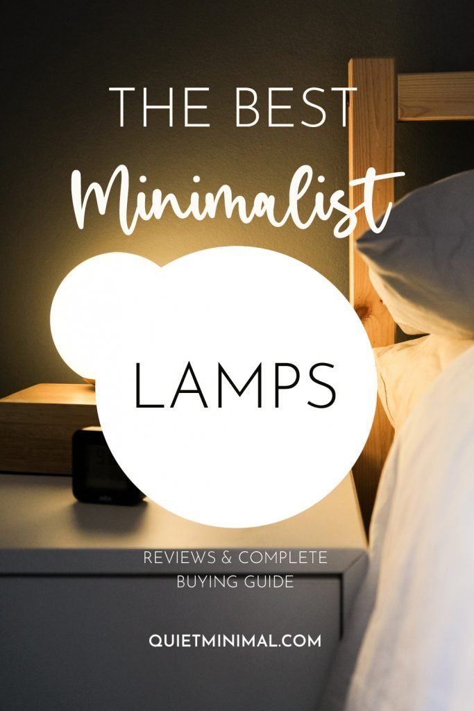 The 10 Best Minimalist Lamps for Your Home