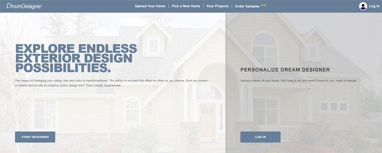 DreamDesigner  - Best 3D Exterior House Decoration Software