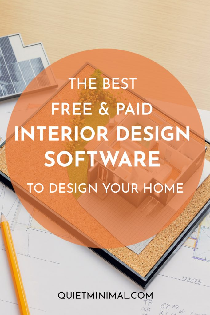 The best Exterior & Interior Design Software (Free & Paid)