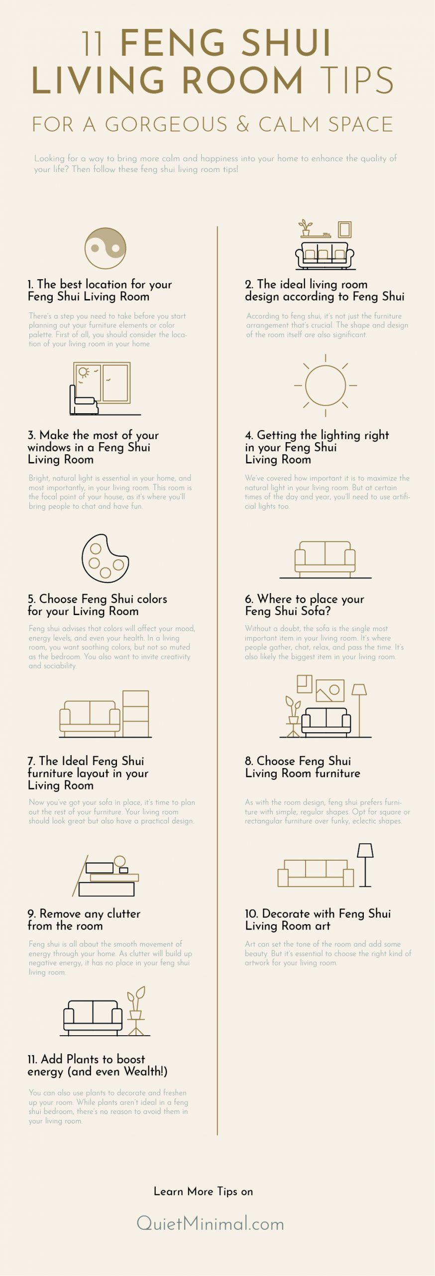 11 Feng Shui Living Room Tips For A, Feng Shui Living Room