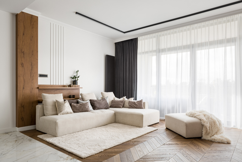 Make the Most of Your Windows in a Feng Shui living room