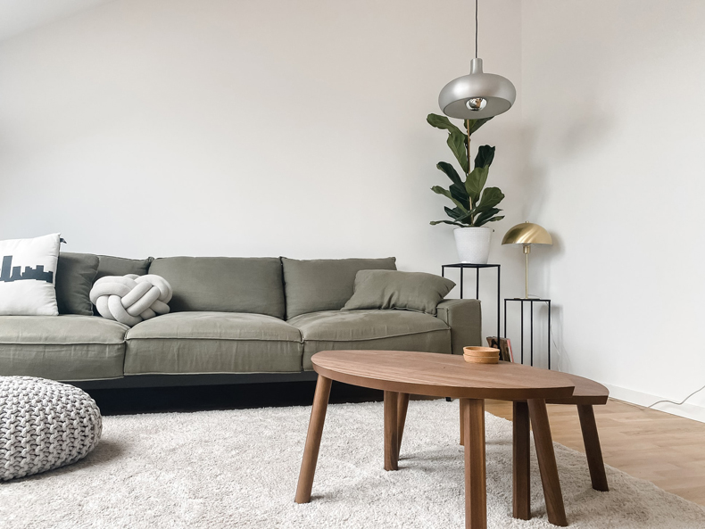 The Ideal Feng Shui furniture layout in your living room