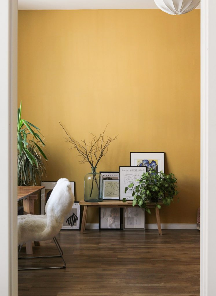 Choose Feng Shui Colors for your living room