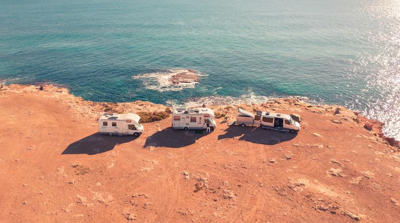 Camper Van or RV