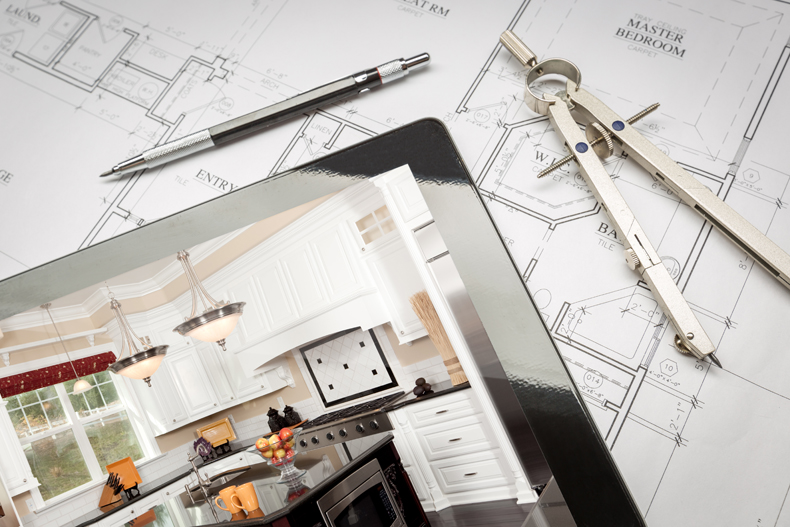 Think Carefully & Make a Plan for Your Small Kitchen
