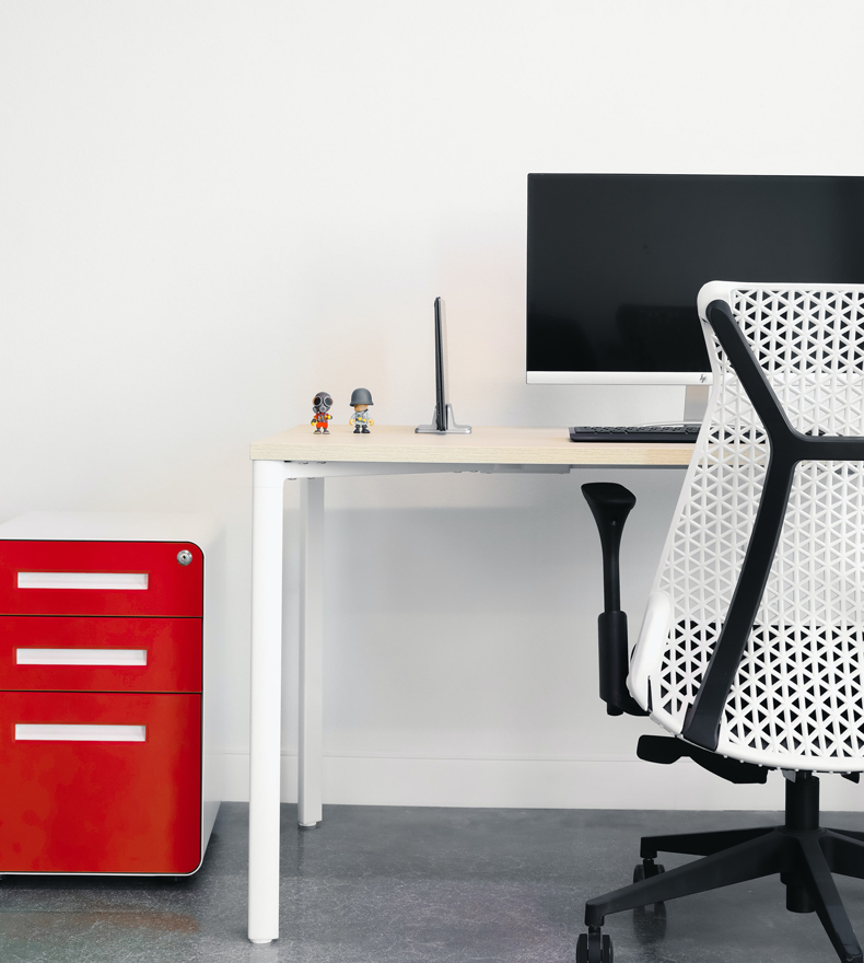 Comfortable and ergonomic office chair