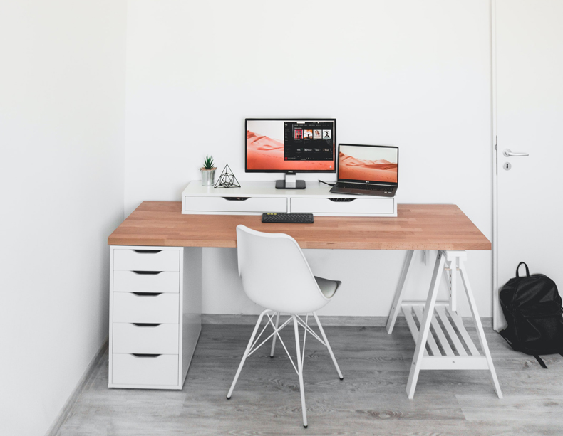 How to create the best minimalist home office
