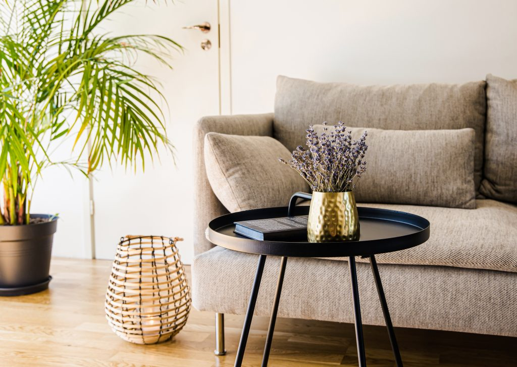 Types of tables furniture, end table