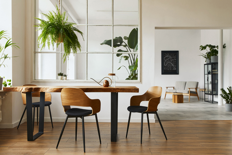 What are the types of tables
